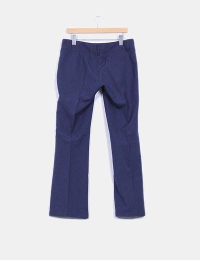 Pantalon de vestir navy
