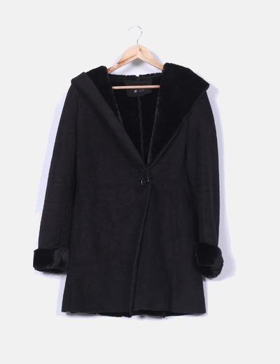 Fotos de abrigo negro
