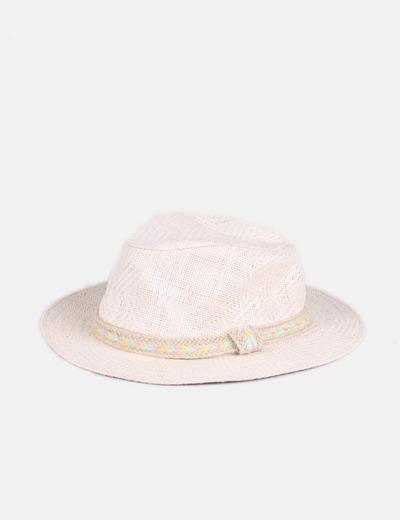 5e520cd042f24 Kiabi Sombrero de paja beige (descuento 70%) - Micolet