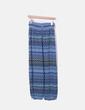 Pantalón baggy azul estampado NoName