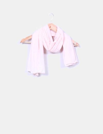 Pañuelo rosa jaspeado NoName