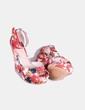 Sandales florales Lefties