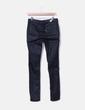 Pantalón pitillo negro encerado H&M