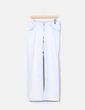 Jeans denim azul efecto desgastado Sicko19