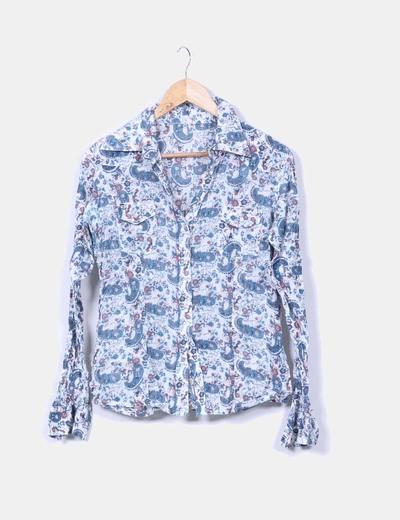 Camisa estampada NoName