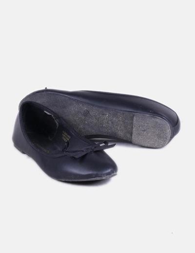 Bailarina negra detalle lazo