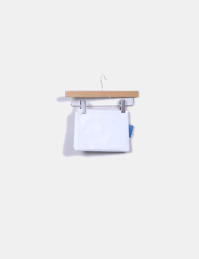 Bolso polipiel blanco