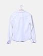 Camisa blanca con botones Tommy Hilfiger