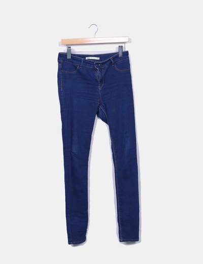 Jans denim pitillo Stradivarius