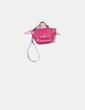 Bolso rosa con tachas NoName