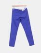 Jeans denim azul pitillo Zara