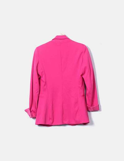 brand new 22929 7c86b Blazer rosa