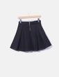 Mini-jupe noire Suiteblanco
