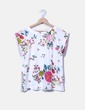Blusa cruda estampado floral Hope