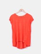 Top coral combinadp Pepe Jeans