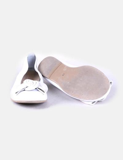 e6b035e668 Andanines Bailarinas blancas con lazo (descuento 86 %) - Micolet