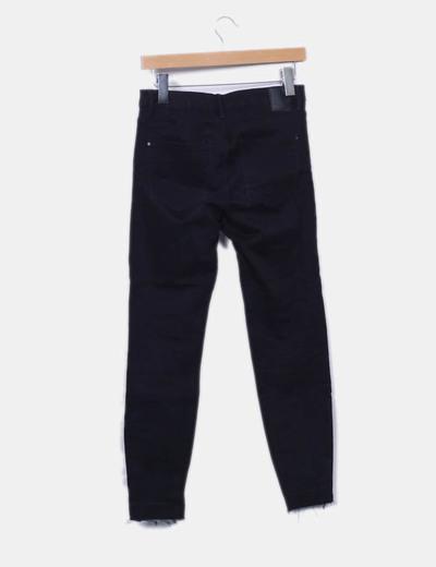 Pantalon negro ripped