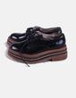 Chaussures noires plate-forme de Jeffrey Campbell