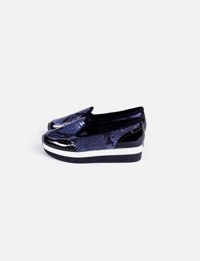 Sapatos com plataforma Sonia Rykiel