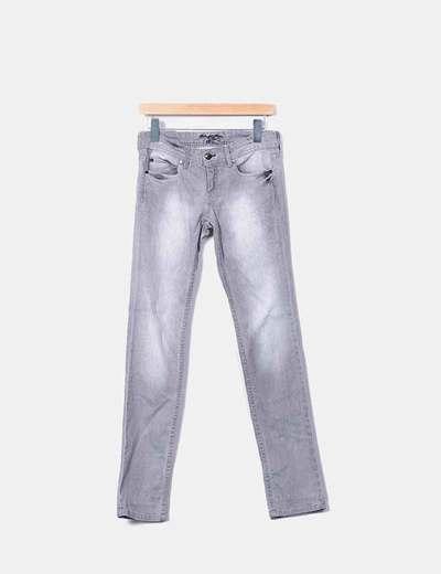 Jeans denim gris Pedro del Hierro