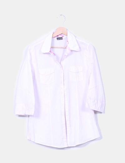 Camisa rosa de rayas Esmara