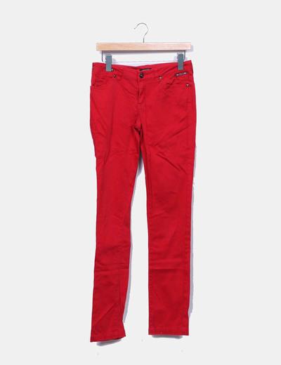 Pantalon coupe droite Morgan