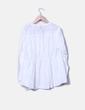 Blusa blanca manga larga H&M