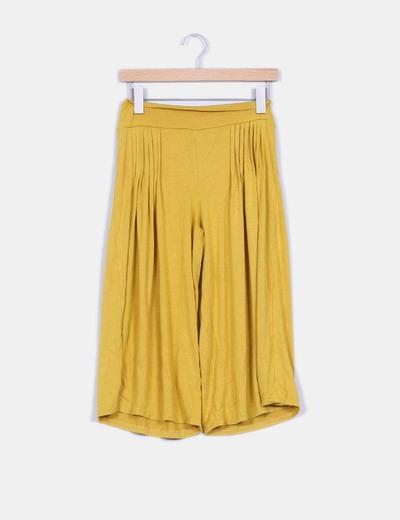 Pantalón mostaza  Hippie de Luxe