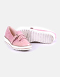 Zapato rosa combinado con plataforma blanca Laik Moda