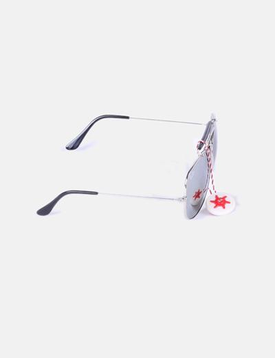 nuevo estilo 100% de satisfacción mejores telas Gafas de sol Ray-Ban aviator cristal espejo
