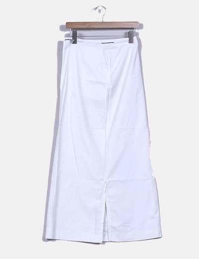 Maxi falda blanca Tribune