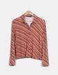 Camisa de rayas teja S.Oliver