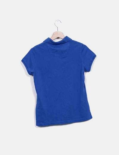 adc91443ba Pedro del Hierro Polo azul manga corta (descuento 71%) - Micolet