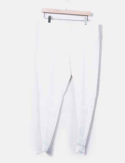 Pantalon texturé chinois Trucco