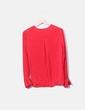 Camisa satén rojo Suiteblanco