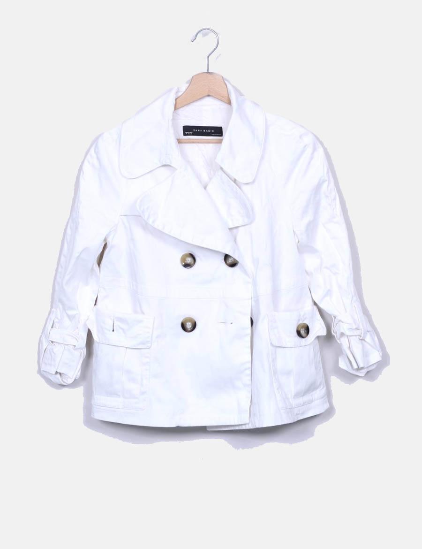 Abrigos Zara Baratos De Blanca Online Mujer Chaquetas Y Chaqueta zZFdqxwR6