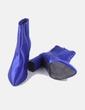 Botín tela azul klein NA-KD
