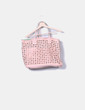 Sac rose shopping avec trous Martina K