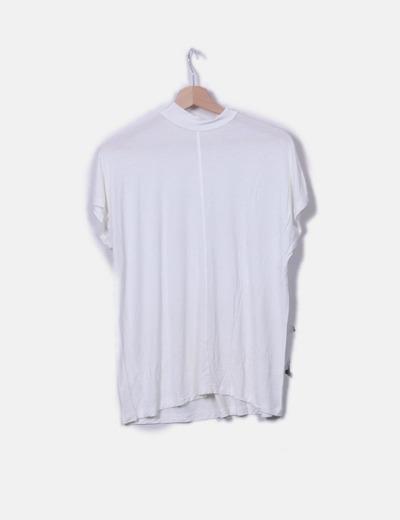 NoName Maglietta bianca di basic (sconto 81%) - Micolet 86b6875a4e8