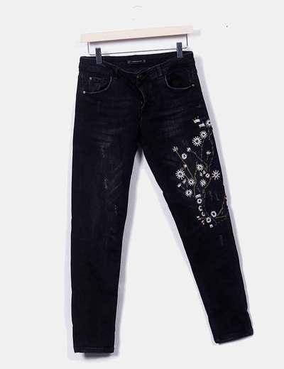 Da A Zara Donna Pantaloni Sigaretta rBxQtsdCho