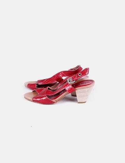 47d36ab4ab131 Unisa Chaussures rouges à talons (réduction 85%) - Micolet