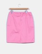 Falda midi rosa Gerard Darel