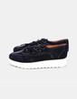 Chaussures noires plate-forme de NoName
