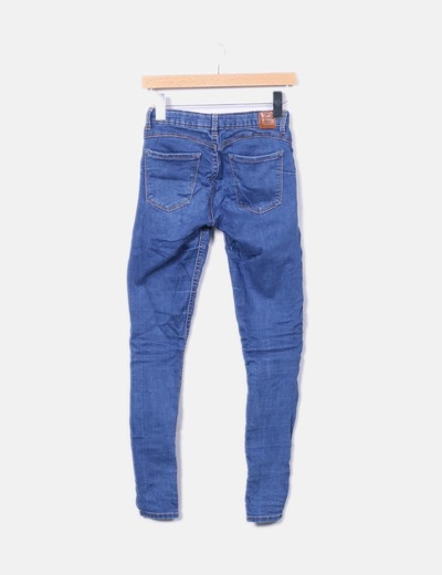 Jeans push up intermedio