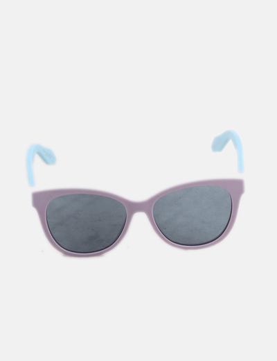 Gafas de sol pasta bicolor