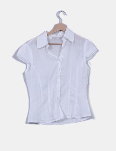 Blusa cruda semi-transparente  Trucco