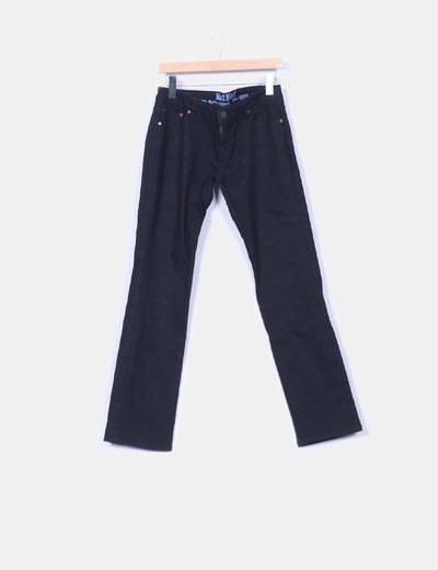 Pantalon coupe droite Naf Naf