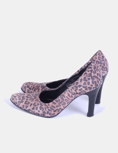 Zapato animal print Guilty