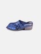 Chaussure à talon bleue NoName