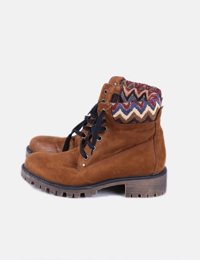 Bottines multi-couleurs Green Coast